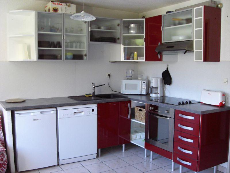Kitchenette Location Apartment 67502 Briançon