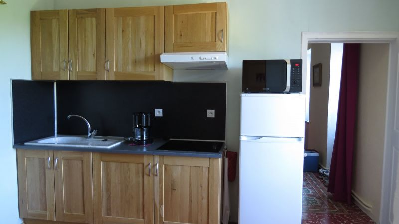 Separate kitchen Location Vacation rental 68431 Alès