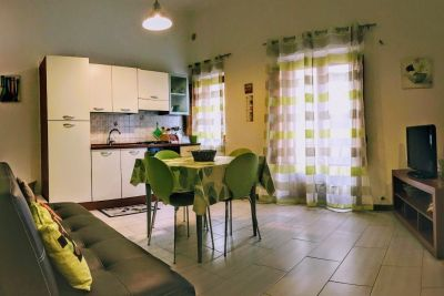 Separate kitchen Location Apartment 69495 Castellammare del Golfo