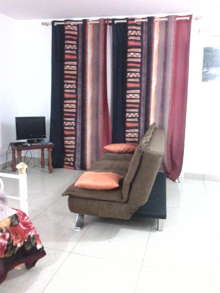 Living room Location One-room apartment 74882 Port Louis