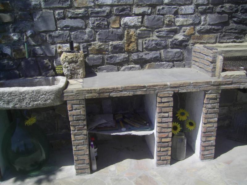 Summer kitchen Location Vacation rental 78649 Dolcedo