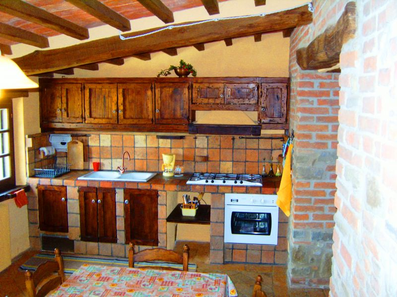 Separate kitchen Location House 79432 Cortona