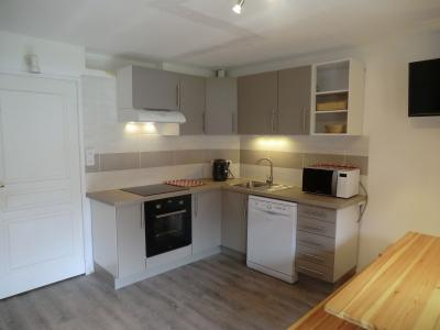 Kitchenette Location Apartment 81632 Risoul 1850