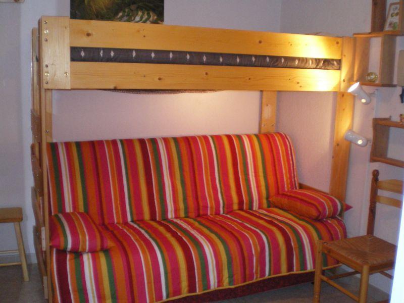 Extra sleeping accommodation Location Apartment 90823 Saint Lary Soulan