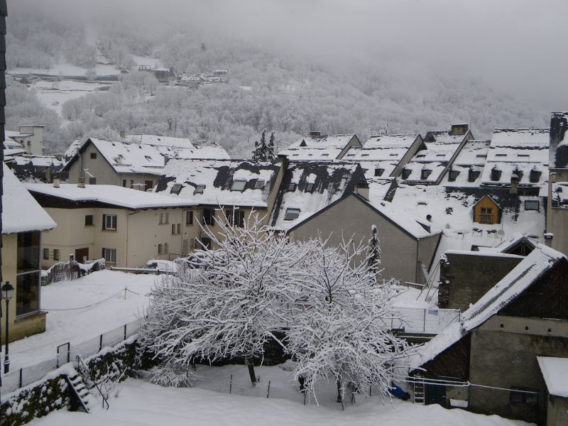 View from the balcony Location Apartment 90823 Saint Lary Soulan