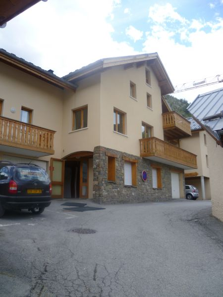 View of the property from outside Location Apartment 97230 Valloire