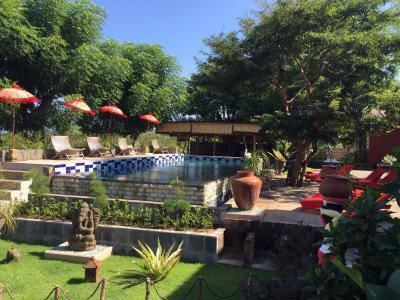 Swimming pool Location Villa 98326 Nusa Dua