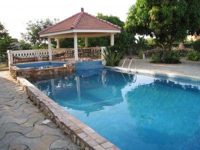 Swimming pool Location One-room apartment 102027 La Somone