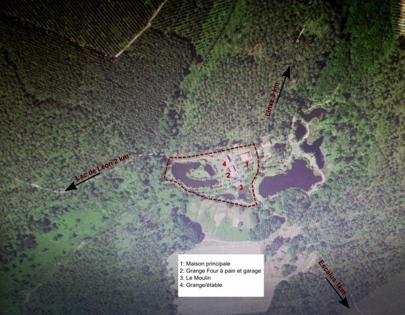 Map of property Location Windmill 104036 Léon