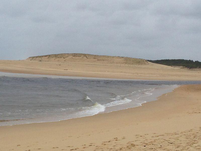 Beach Location Windmill 104036 Léon