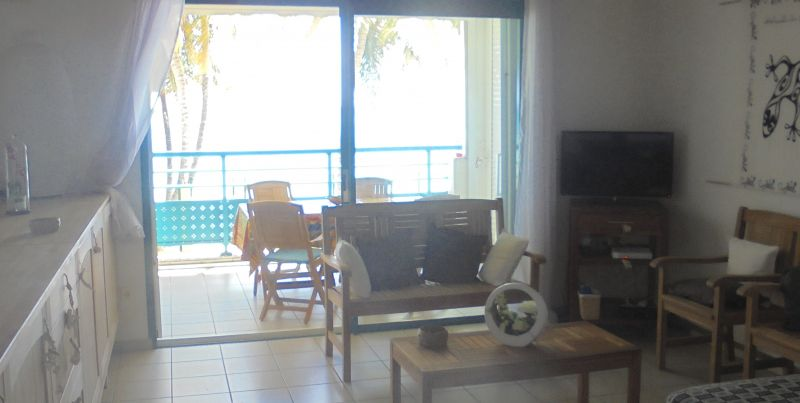 Lounge Location Apartment 108495 Sainte Anne (Guadeloupe)
