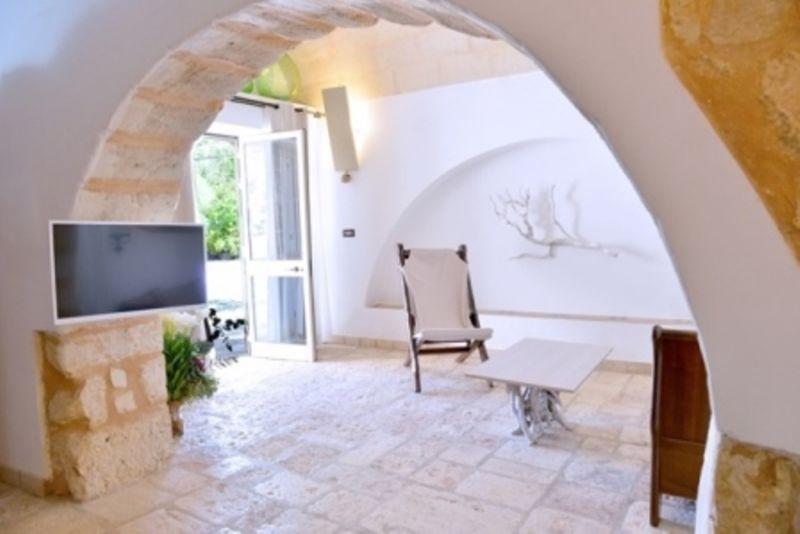 Living room Location Villa 109501 Ostuni