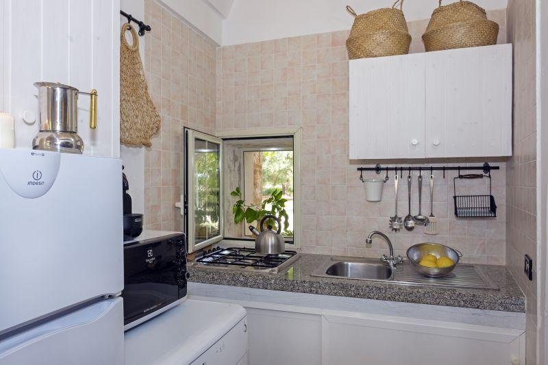 Kitchenette Location Villa 109501 Ostuni