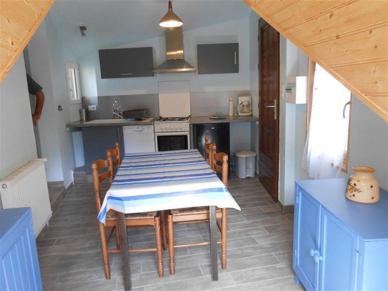 Separate kitchen Location Apartment 109863 Luz Saint Sauveur