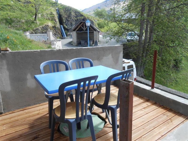 Terrace Location Apartment 109863 Luz Saint Sauveur