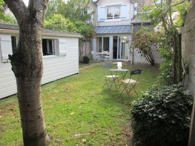 Garden Location House 111622 Saint Malo