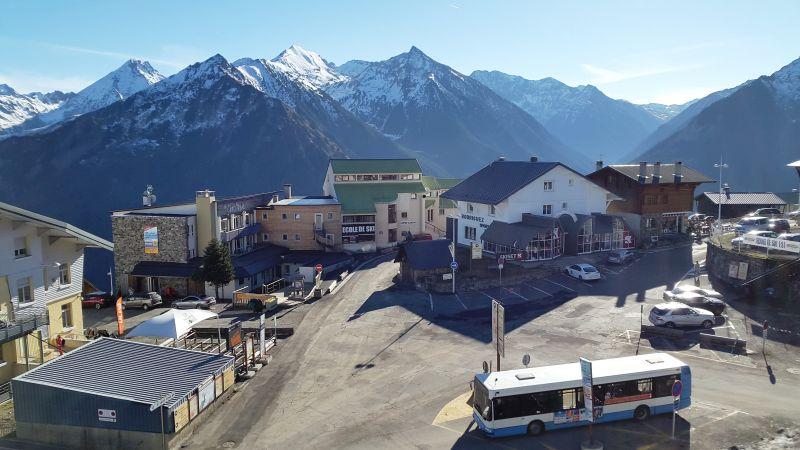View from the balcony Location Apartment 112164 Saint Lary Soulan
