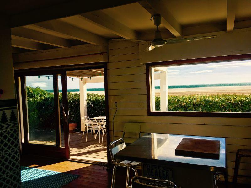 View from the terrace Location Villa 112420 Saint Pierre la Mer
