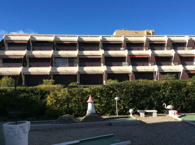 Other view Location One-room apartment 112800 Port Camargue