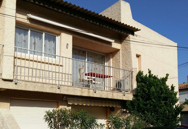 Balcony Location Apartment 114582 Gruissan-Plage