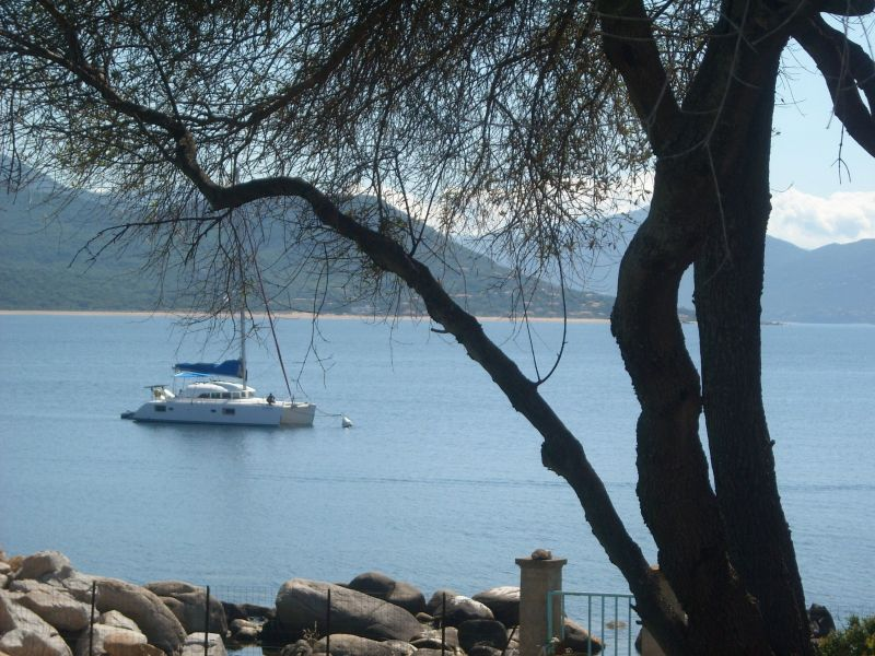 View of the property from outside Location Villa 118146 Porto Pollo