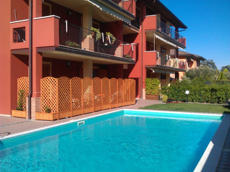 View of the property from outside Location Apartment 66766 Sirmione