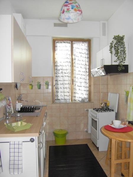 Separate kitchen Location Apartment 69902 Rome