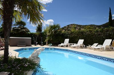 Swimming pool Location Apartment 74506 Cavalaire-sur-Mer