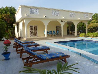 Swimming pool Location Villa 77706 Mbour