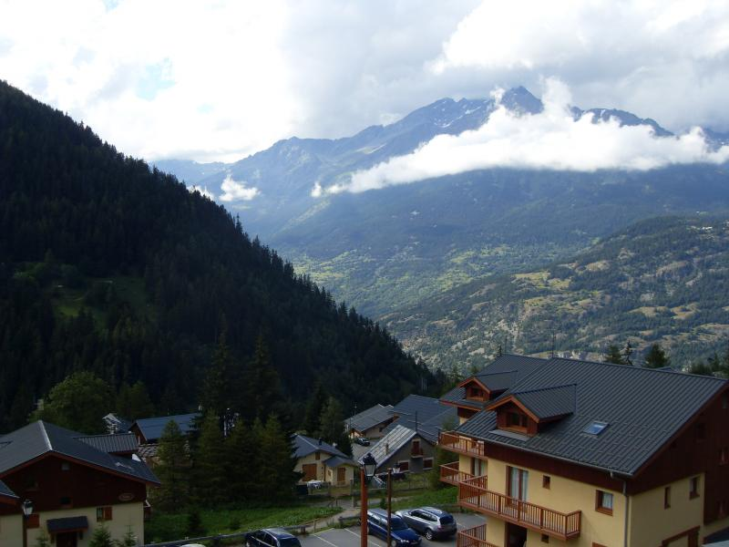 View from the property Location Apartment 79693 Valfréjus