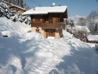 View of the property from outside Location Chalet 80692 Saint Gervais Mont-Blanc
