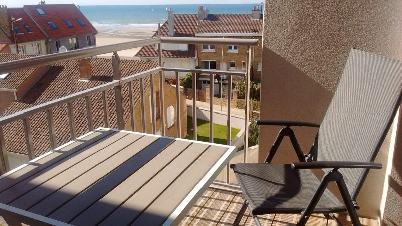 Terrace Location One-room apartment 88543 Bray-Dunes