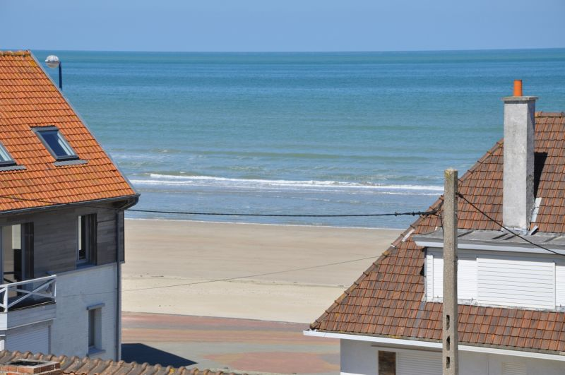 View from the terrace Location One-room apartment 88543 Bray-Dunes