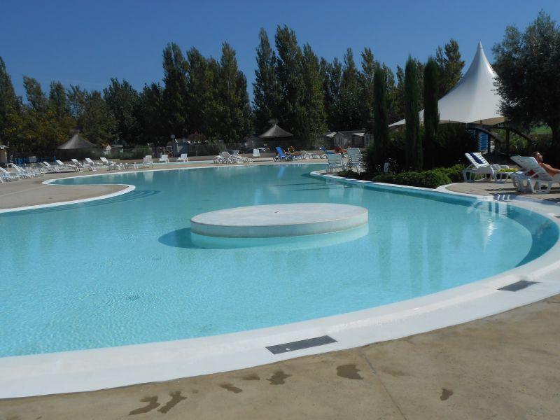 Swimming pool Location Mobile home 90517 Vias Plage