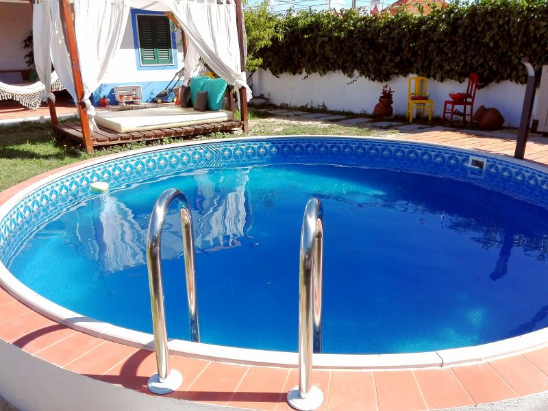 Swimming pool Location One-room apartment 91278 Lisbon