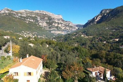 View of the property from outside Location Villa 92568 Cannes
