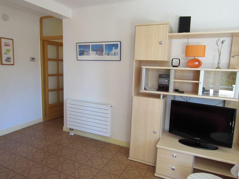 Living room Location Apartment 93858 Nice