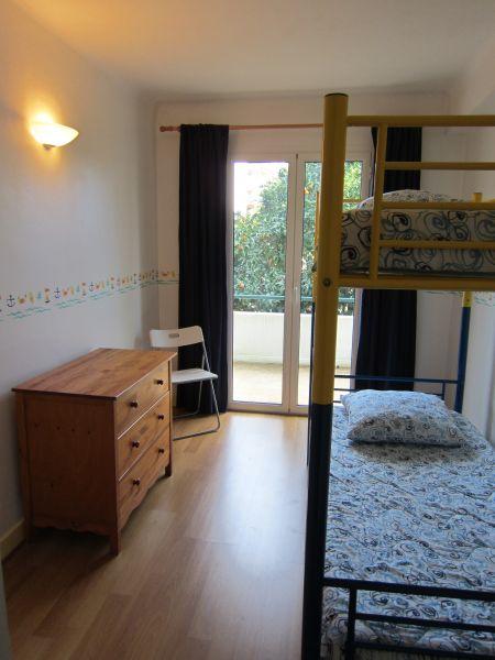 bedroom 2 Location Apartment 93858 Nice