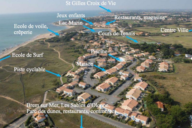 Surroundings Location House 94166 Bretignolles sur mer