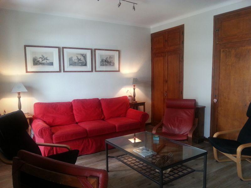 Living room Location House 103270 Montgenevre