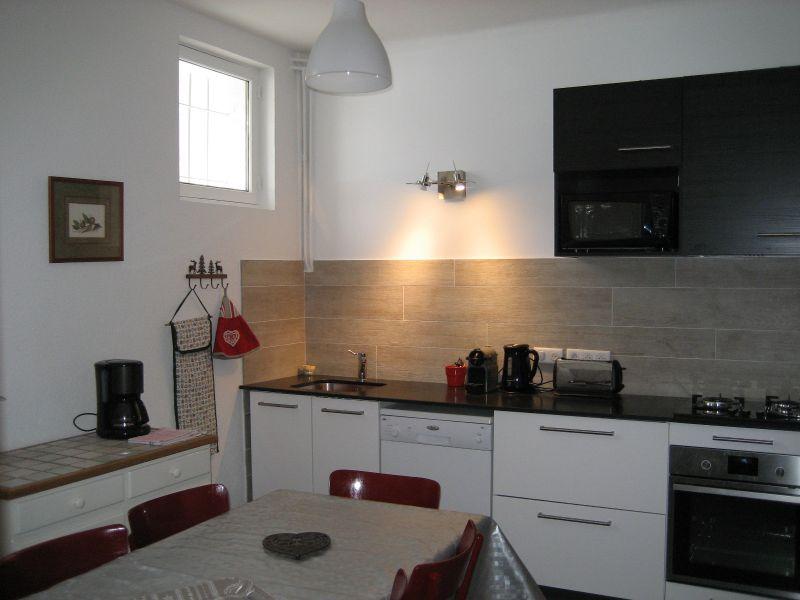 Separate kitchen 2 Location House 103270 Montgenevre