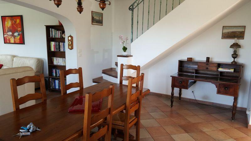 Dining room Location Villa 103815 Les Issambres