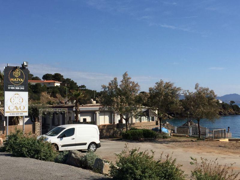 Beach Location Villa 103815 Les Issambres