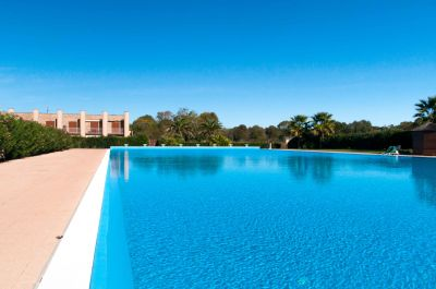 Swimming pool Location Apartment 107495 Tirrenia
