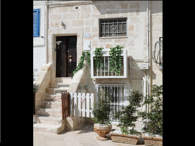 View of the property from outside Location House 109631 Monopoli