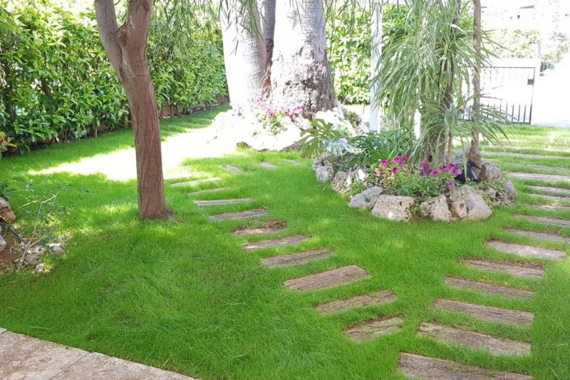 Garden Location Apartment 111879 Torre Canne