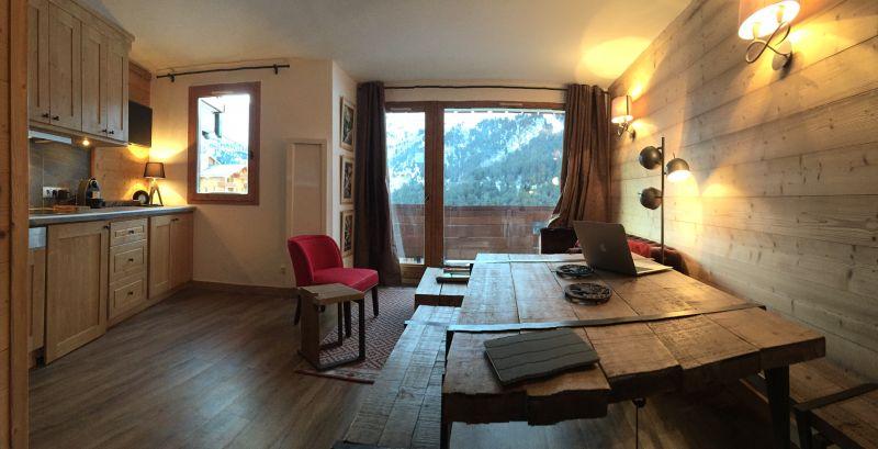 Living room Location Apartment 112657 Méribel
