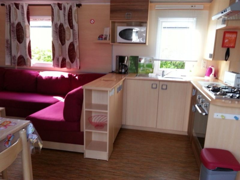 Kitchenette Location Mobile home 113915 Royan