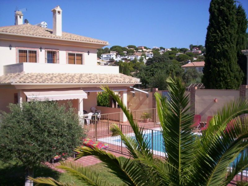 View of the property from outside Location Villa 118579 Málaga