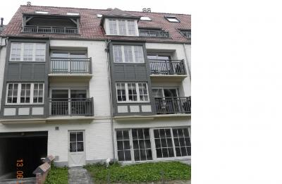 View of the property from outside Location Apartment 67306 Koksijde